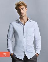 Men´s Long Sleeve Tailored Coolmax® Shirt